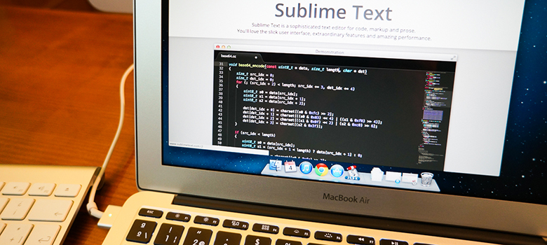 Sublime Text Website