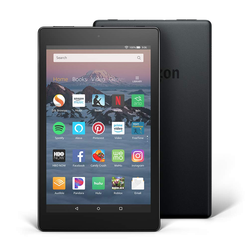 amazon fire and hd tablet