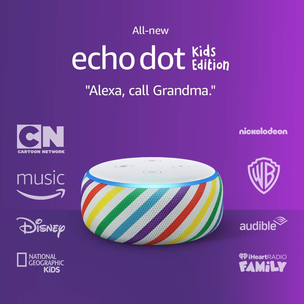 echo dots kids edition