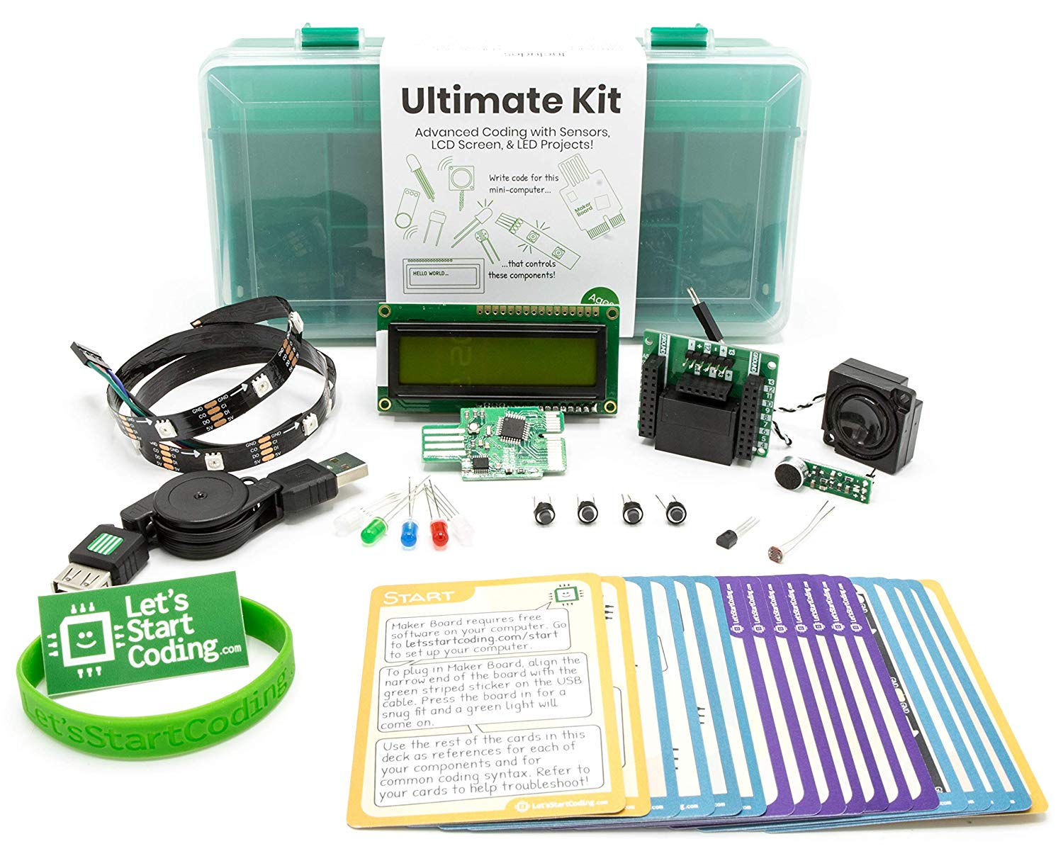 ultimate coding and circuit kit